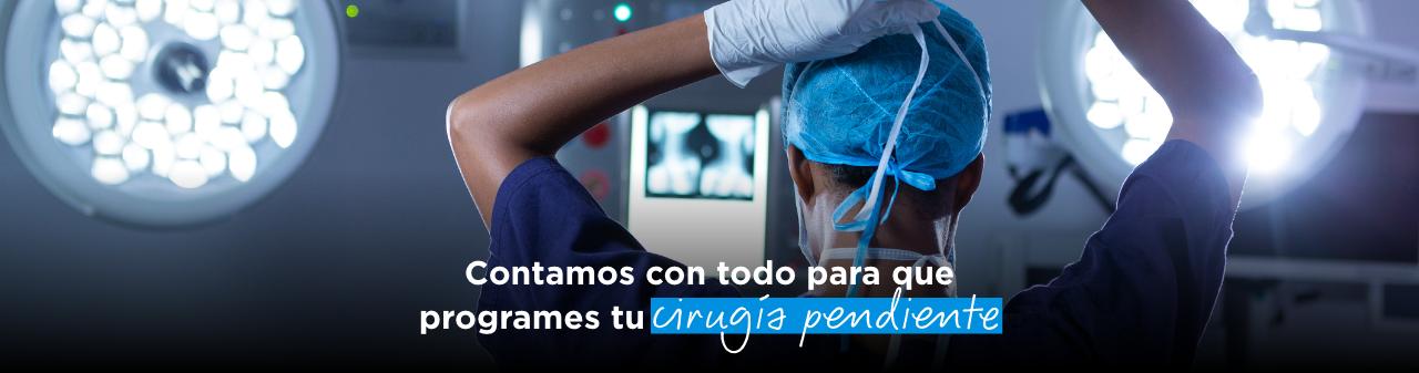 Cirugía Hospitalización Transitoria